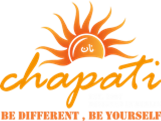 chapati logo orange