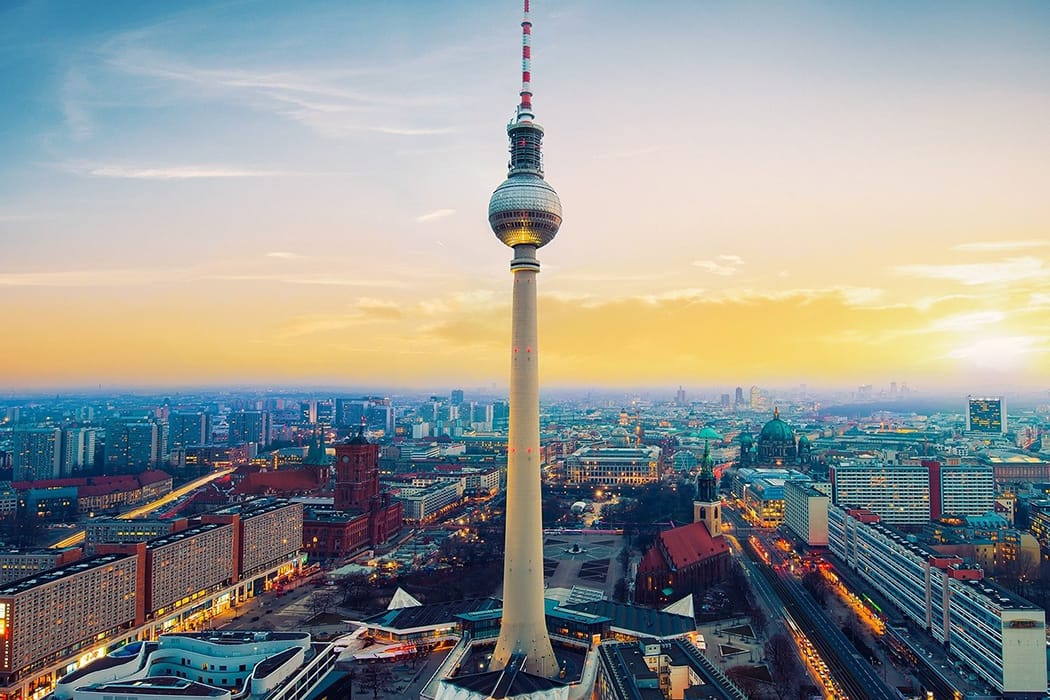 Germany (Berlin) – Creative City