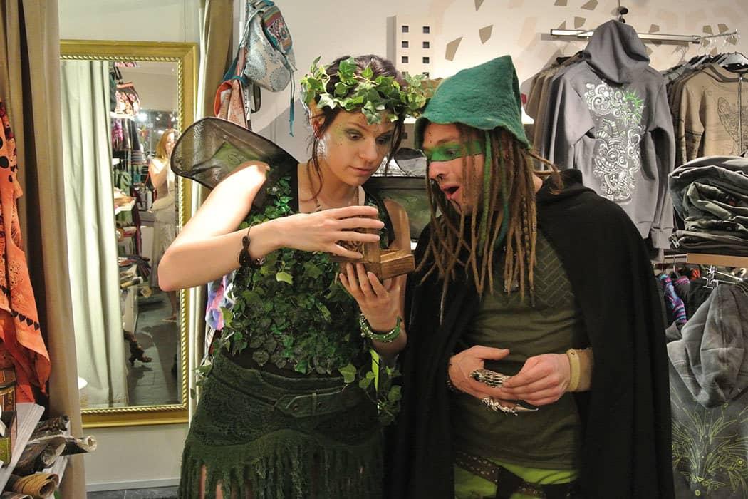 phoenix shop elves fairies