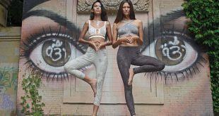 psylo fashion streetwear yoga models