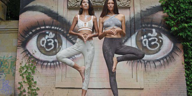 psylo fashion streetwear yoga models