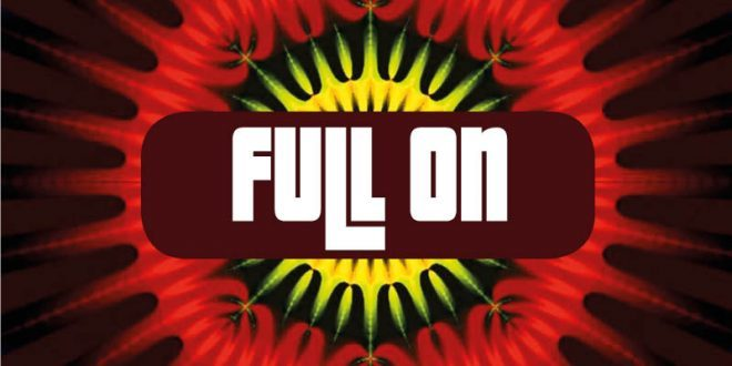 fullon logo psychedelic full on music