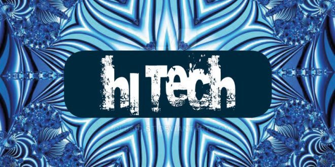 hi tech hi-tech high tech music logo electronic sound