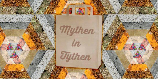 drogen mythen mandala papiertüte