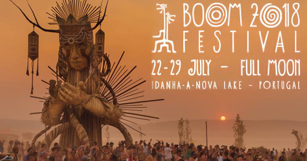 Tickets for the Boom Festival 2018 get released on the 19th of October