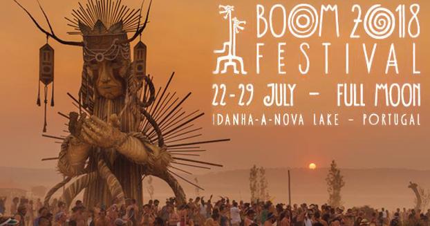 Ticket-Verkauf für das Boom Festival 2018 startet am 19. Oktober