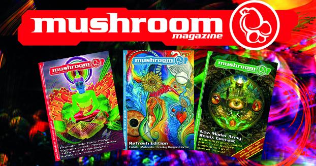 mushroom magazine: 10 years ago