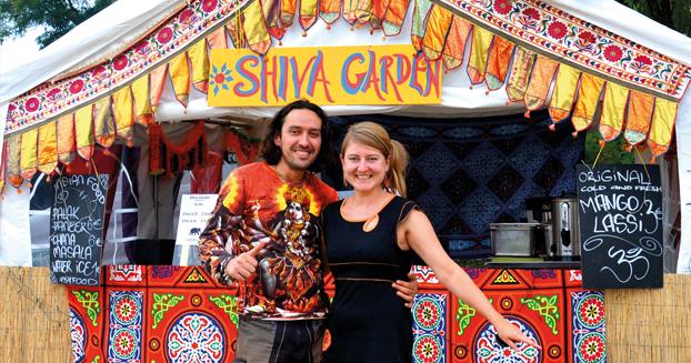 Festival Shops – Traumleben, totale Freiheit oder total harte Arbeit?