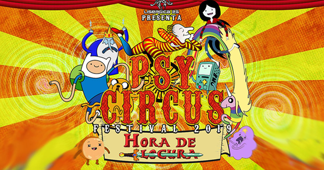 PSY Circus Festival 2019 - Mexico (14 06 2019-16 06 2019)