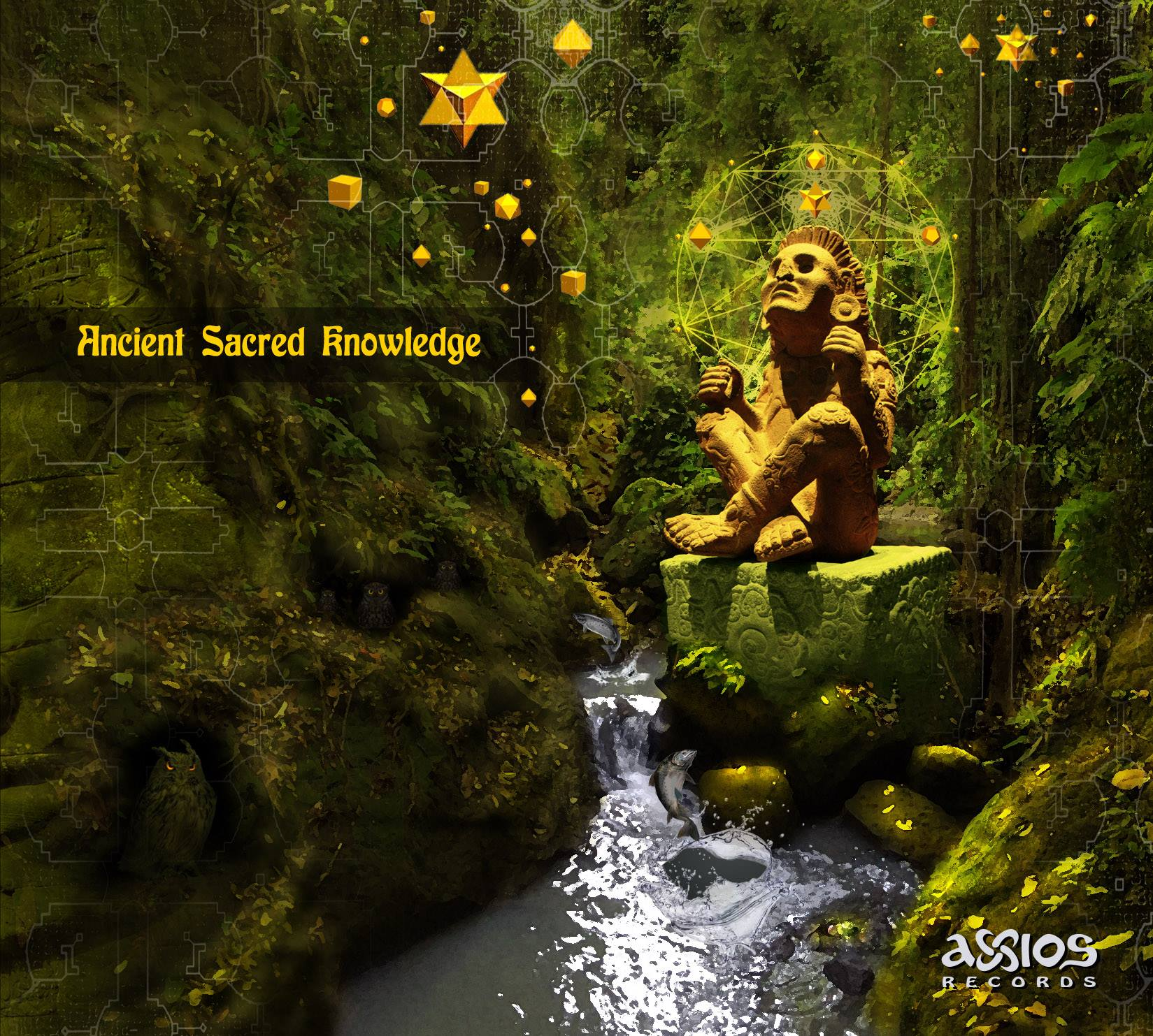 "V.A. ""ANCIENT SACRED KNOWLEDGE"" / AXIOS RECORDS"