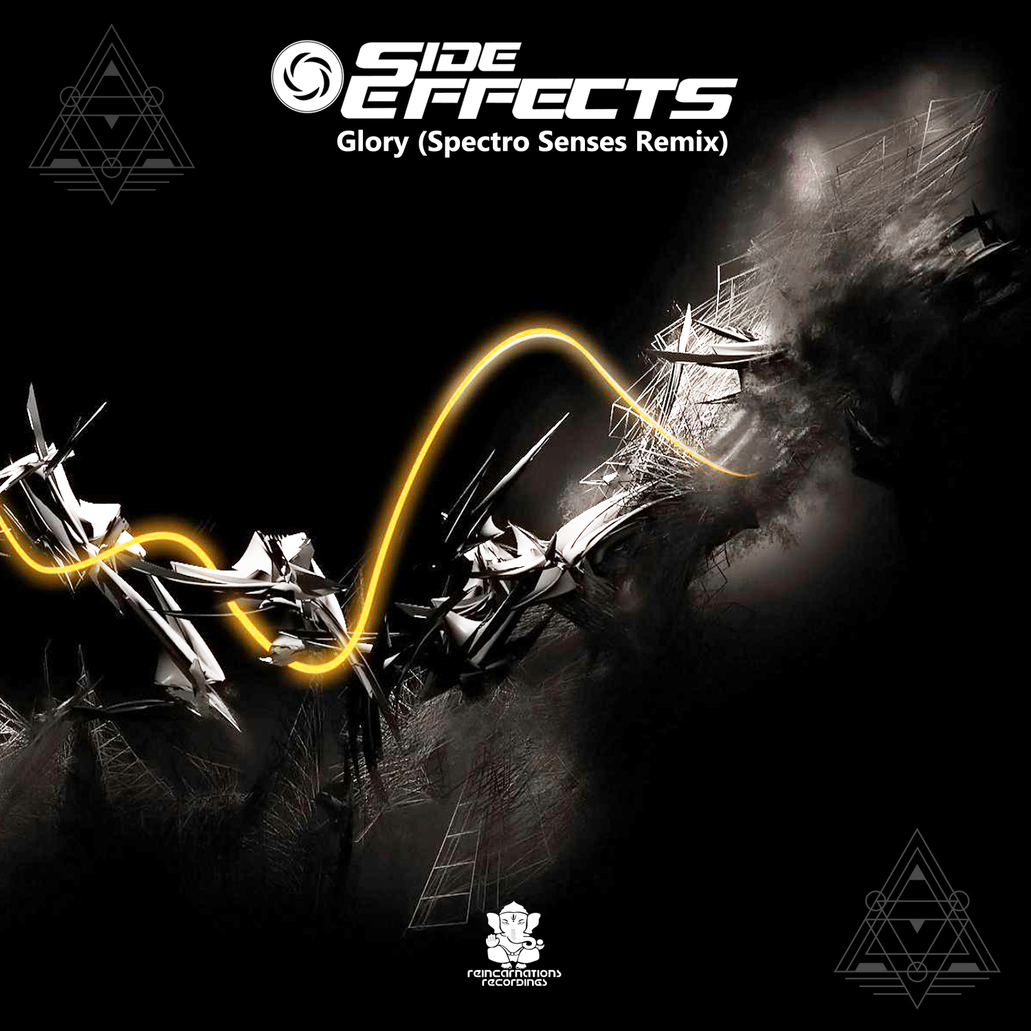 Side Effects – 'Glory' – Spectro Senses Remix out 12/03/18 on Reincarnations Recordings!