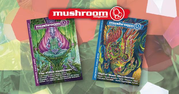 mushroom magazine: 10 years ago #2