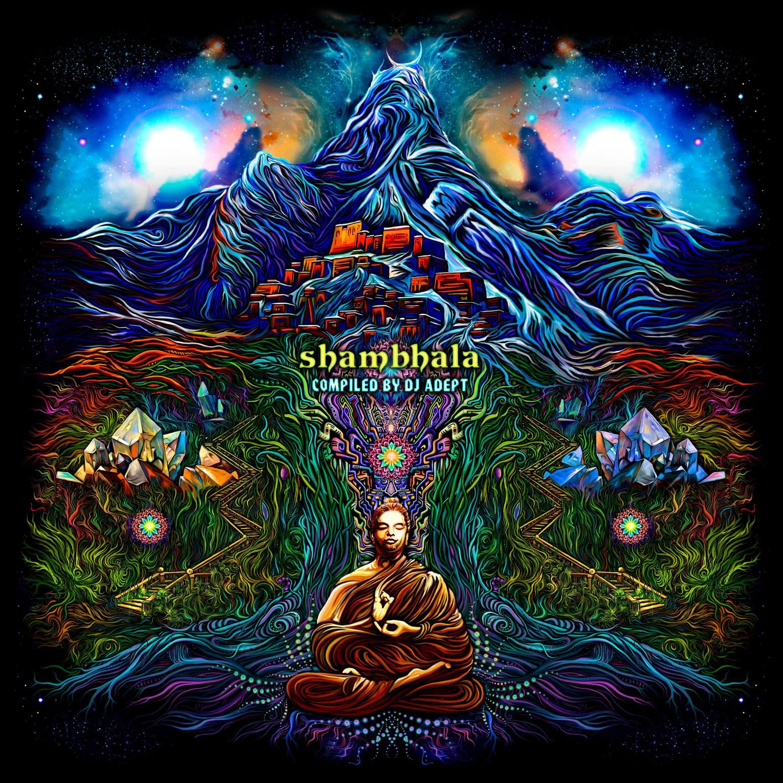 VA – Shambhala (Global Sect Music, 2018)