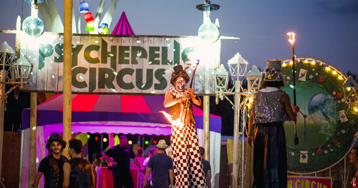 Psychedelic Circus 2018 – Review
