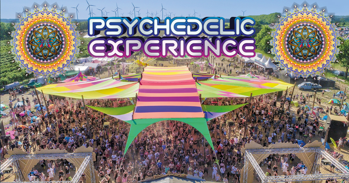 Psychedelic Experience – The Festival of smiles kicks off the European festival season