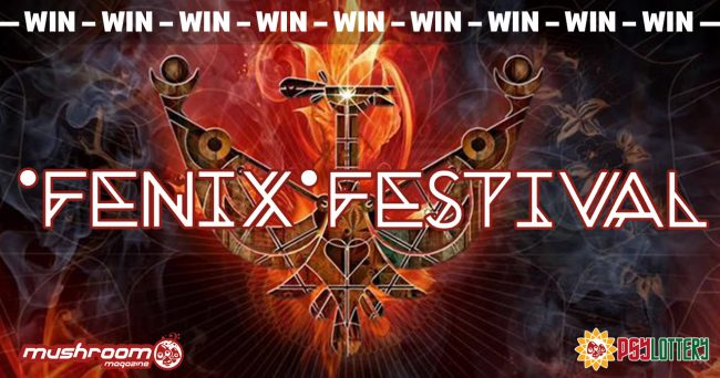Fenix Festival - 24-26 May 2019 - Horní Ostrovec, Jihočeský Kraj, Czech Republic