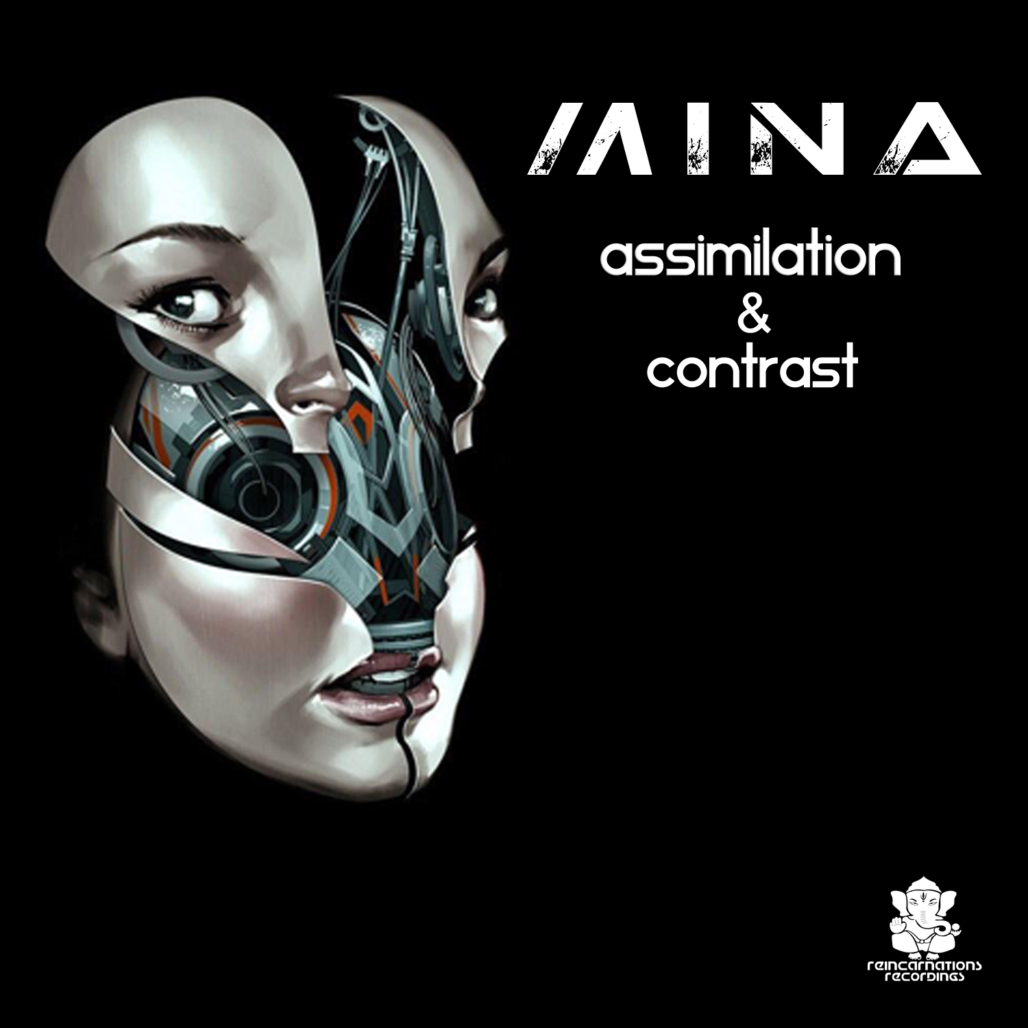 Mina – 'Assimilation & Contrast' out 4/3/19 on Reincarnations Recordings!