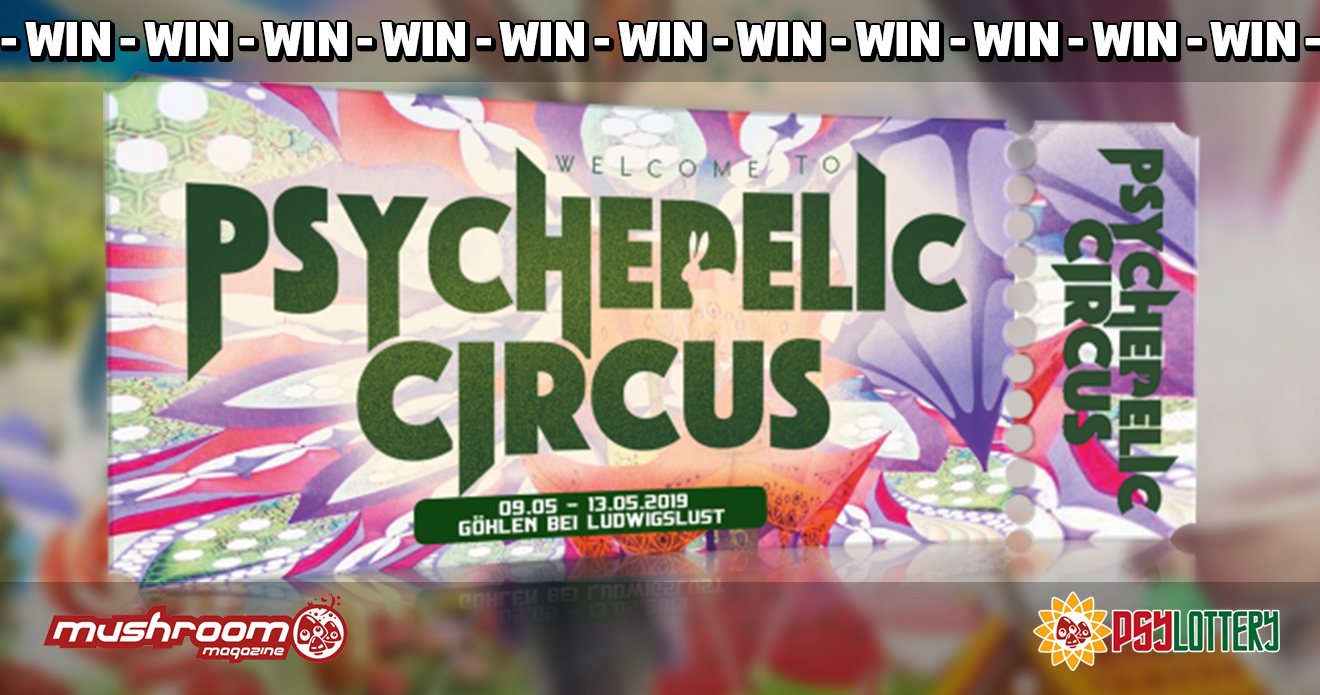 Psychedelic Circus - 9 May - 13 May 2019 - Göhlen, Germany