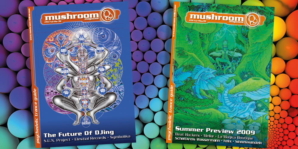 mushroom magazine: 10 years ago #4