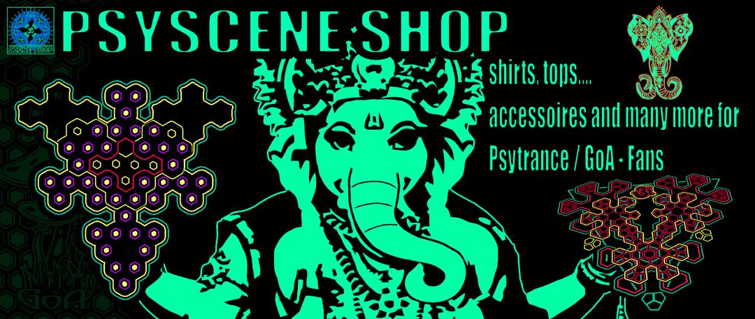 psyscene-shop