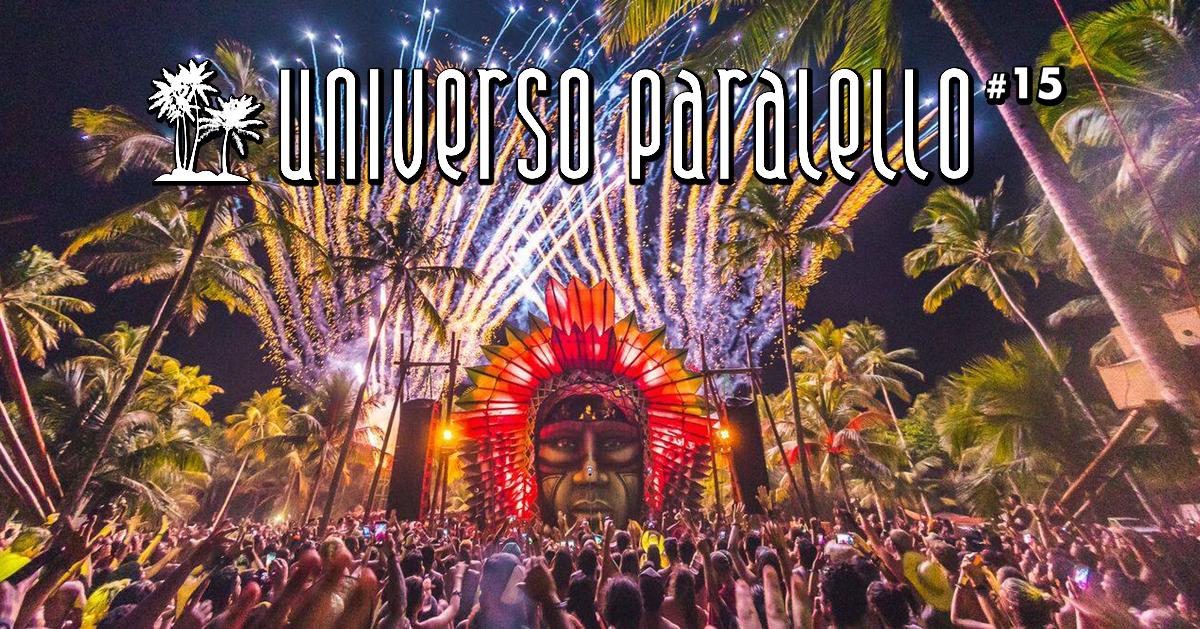 Universo Paralello #15