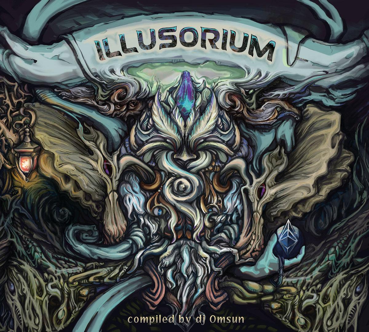 VA Illusorium (Moon Koradji Rec. 2019)