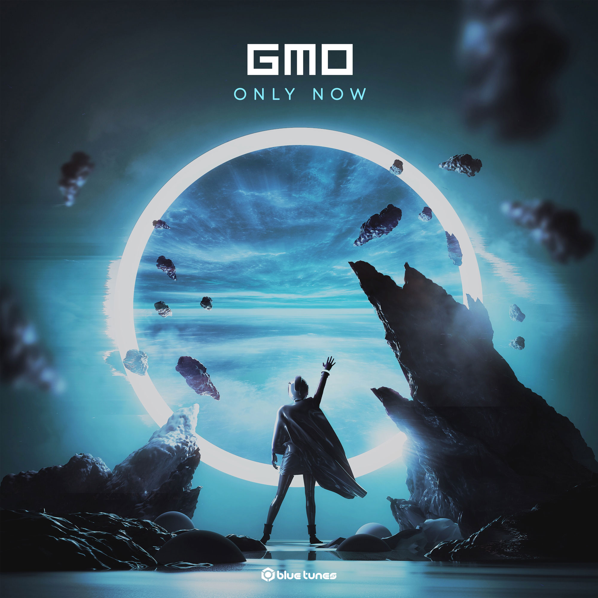"""GMO """"Only Now"""" EP (Blue Tunes Recordings)"""