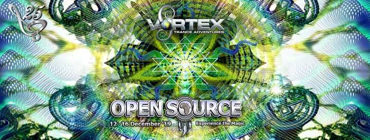 Vortex Open Source Various Artists Compulation