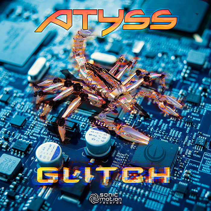 Atyss – Glitch – OUT NOW !!