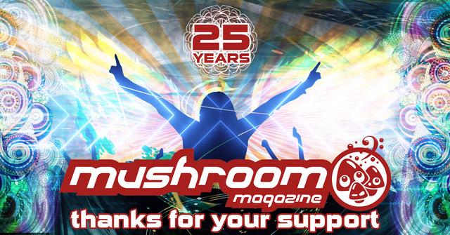 Relaunch of mushroom-magazine.com